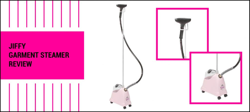 its all about jiffy garment steamer
