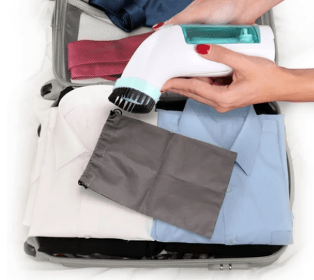 travel steamer kit